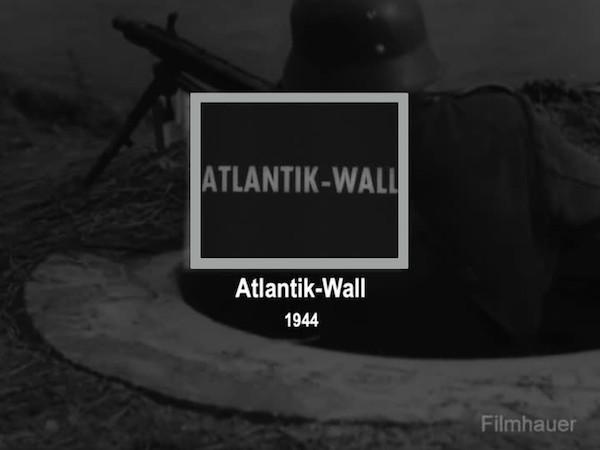 ATLANTIK WALL 1944