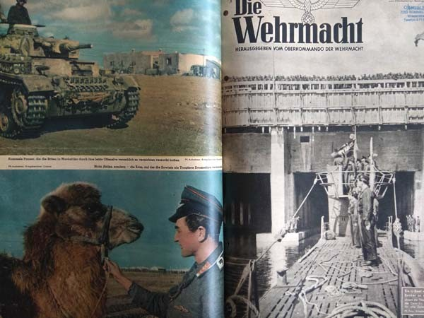 DIE WEHRMACHT 1942 Nr. 1-26 Complete + 3 SPECIAL EDITIONS